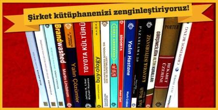 Şirket Kütüphanesi